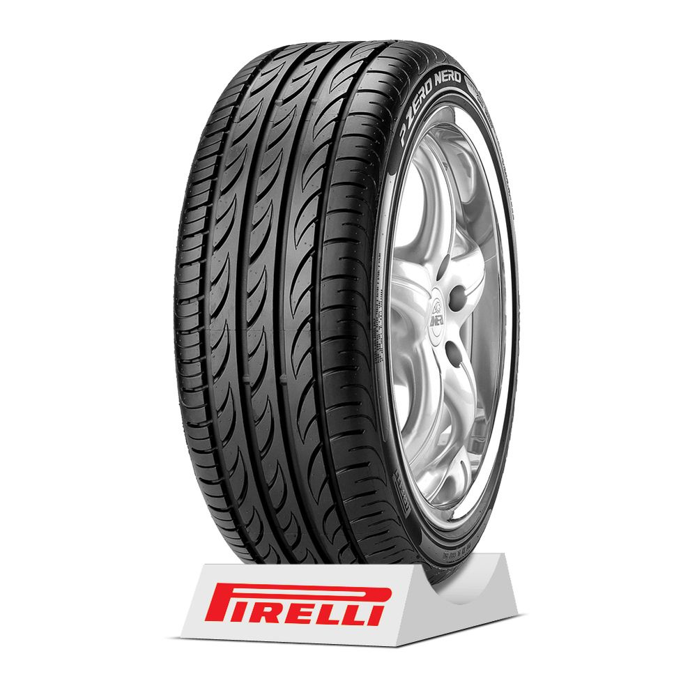 pneu pirelli aro 17 235 55r17 pzero nero 98w com os. Black Bedroom Furniture Sets. Home Design Ideas