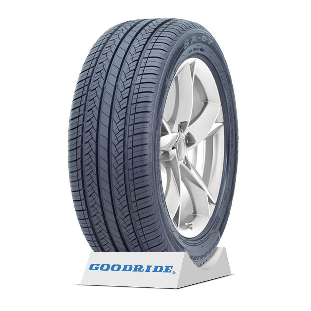 pneu goodride aro 17 225 50r17 sa07 98w pneu ford fusion e audi a4 com os melhores. Black Bedroom Furniture Sets. Home Design Ideas