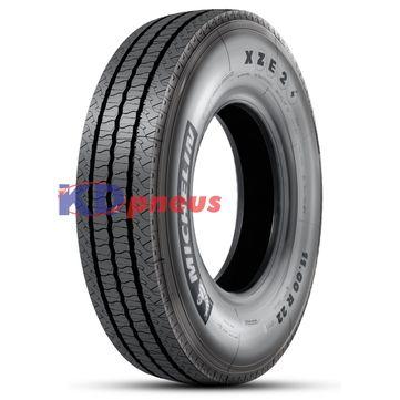 Pneu-Michelin-aro-22.5---295-80R22.5-XZE2--Liso