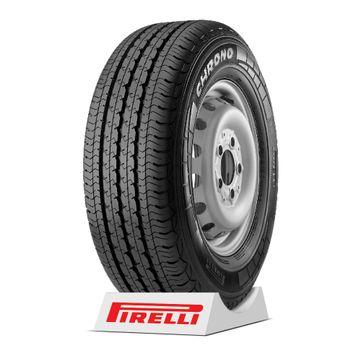 Pneu Pirelli aro 16 - 205 / 75R16C - Chrono - 110 / 108R - Original Fiat Ducato e Master